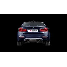 Akrapovic BMW M4 (F82, F83) FAP