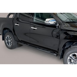 Side Step Mitsubishi L200 Double Cab
