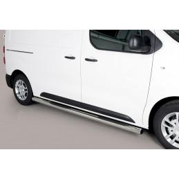 Trittbretter Opel Vivaro