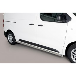Seitenschutz Opel Vivaro