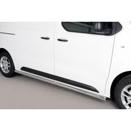 Side Protection Opel Vivaro