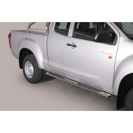 Side Step Isuzu D-Max Single Cab.