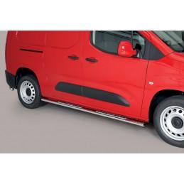 Trittbretter Opel Combo L2