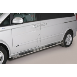 Side Step Mercedes Vito/Viano Short Wheel Base