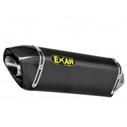 Exan Bmw R Nine T Ovale X-Black