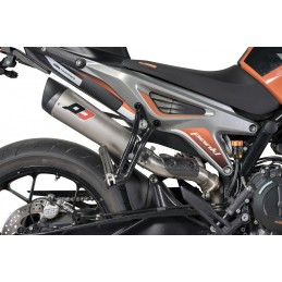 Qd Exhaust KTM Duke 790