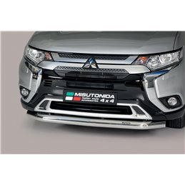 Front Protection Mitsubishi Outlander