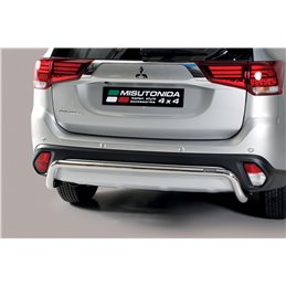 Rear Protection Mitsubishi Outlander