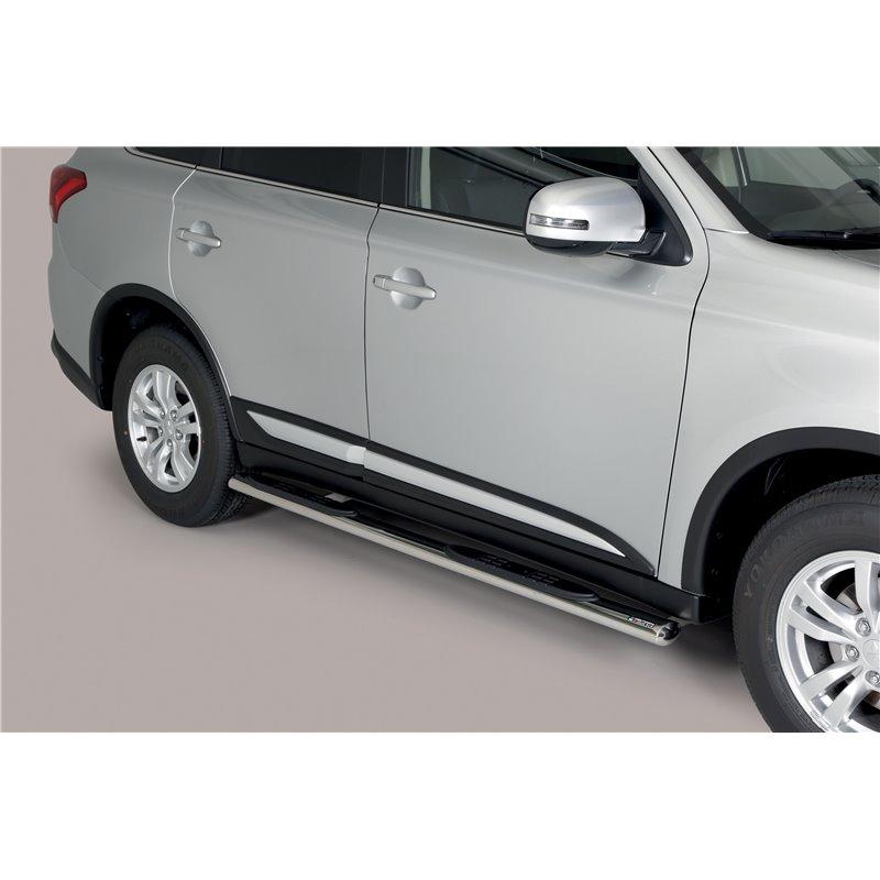 Side Step Mitsubishi Outlander