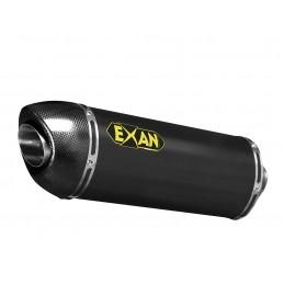 Exan Kawasaki Z 1000SX Ovale Carbon Cap