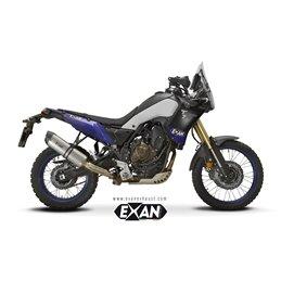 Exan Yamaha Tenerè 700 Ovale Carbon Cap
