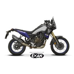 Exan Yamaha Tenerè 700 Ovale X-Black