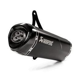 Akrapovic S-VE3SO9-HRSSBL Vespa GTS