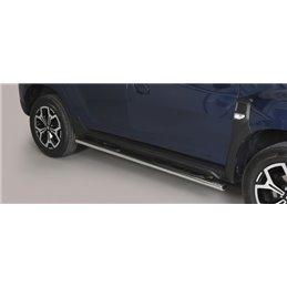 Trittbretter Dacia Duster