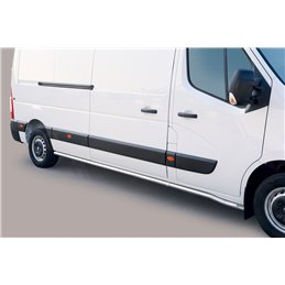 Side Protection Opel Movano L3
