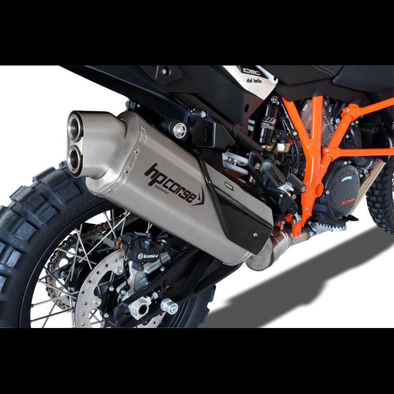 Hp Corse 4-Track R KTM 1050 Adventure
