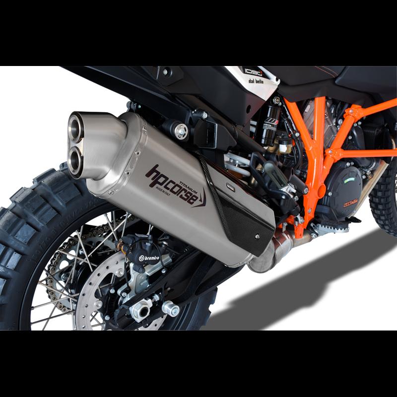 Hp Corse 4-Track R KTM 1090 Adventure