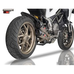 QD Exhaust Ducati Multistrada 1260 Twin Gunshot