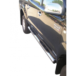 Side Step Toyota Hi Lux Double Cab