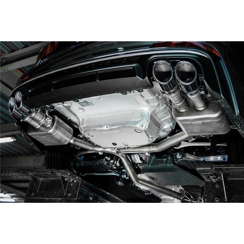 IPE F1 Audi A6/A7 (C8) 2.0T 45TFSI (NO OPF) 2019-