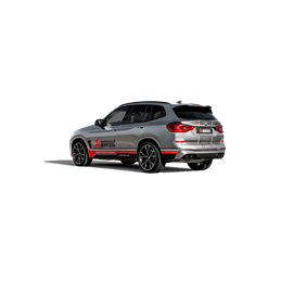 Akrapovic BMW X3 M / X3 M Competition (F97) FAP