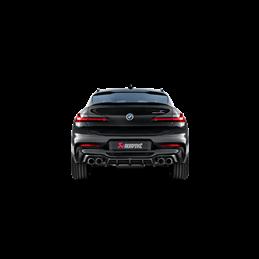 Akrapovic BMW X4 M / X4 M Competition (F98) FAP