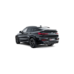 Akrapovic BMW X4 M / X4 M Competition (F98) FAP