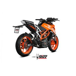 Mivv X-M1 Black  Ktm Duke 390