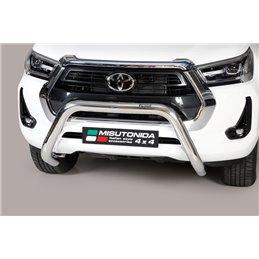 Bull Bar Toyota Hi Lux Double Cab Misutonida