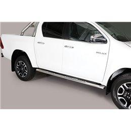 Pedane Toyota Hi Lux Double Cab
