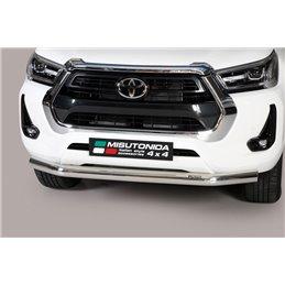 Protezione Anteriore Toyota Hi Lux Double Cab