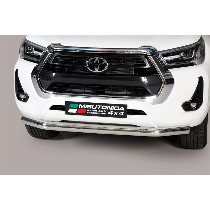 Front Protection Toyota Hi Lux Double Cab