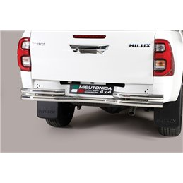 Defensas Trasera Toyota Hi Lux Double Cab