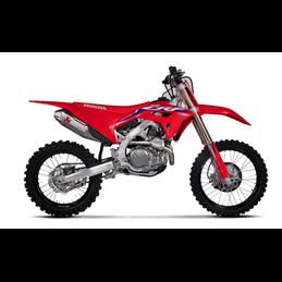 Akrapovic S-H4MET16-FDHLTA Honda CRF 450 R