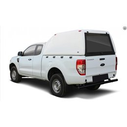 Hard Top Commercial Ford Ranger Super Cab 2012-