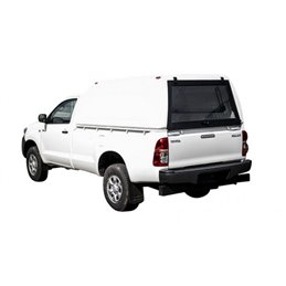 Hard Top Commerciale Toyota Hilux Single Cab 2016-
