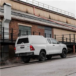 Hard Top Commercial Toyota Hilux Extra Cab 2016-