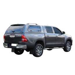 Hard Top ABS Toyota Hilux Extra Cab 2016-