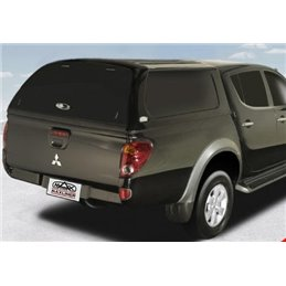 Hard Top ABS Mitsubishi L200 Double Cab 2016-