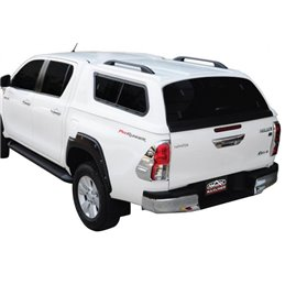 Hard Top ABS Maxtop Toyota Hilux Extra Cab 2016-