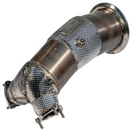 HJS Tuning Downpipe Audi S5 3.0 TFSI Quattro Cabriolet/Coupé/Sportback 260 KW