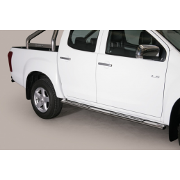 Side Step Isuzu D-Max Double Cab.